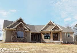 houseplan 36043dk comes to life architectural designs houseplan