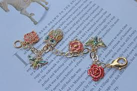 charm bracelet make images Diy enamel charm bracelet the stripe jpg