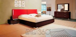 Ferrari Bed Enter Platform Bed In Ferrari Red By Doimo Modern Italian