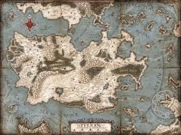 Fantasy World Map by Tariel World Map By Levodoom Deviantart Com On Deviantart
