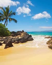 the best beaches in hawaii martha stewart weddings
