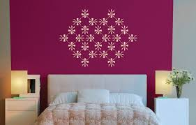 paint stencils for walls asian paints stencils for living room home combo