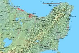 Flood Map East Bay Of Plenty Sar Flood Map From 2017 New Zealand Floods