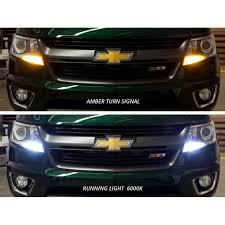 led lights for 2015 silverado diode dynamics dd0110p front turn signal bulb led switchback pair