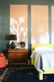 diy modern upholstered platform bed little green notebook
