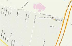 Garden State Parkway Map directions galloway township nj seashore gardens living center