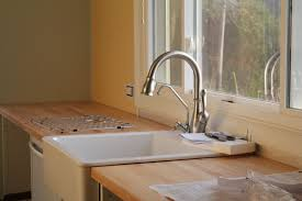 Farm Sink Ikea Its Special Characteristics And Materials HomesFeed - Ikea kitchen sinks and faucets