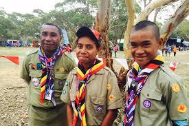 scouts from around the world converge on appin for 2016 australian