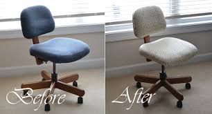 Reupholster Armchair Diy Diy Recovering An Office Chair U2013 Made By Meg Jewelry