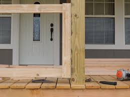 how to frame a door opening how to build a deck or porch with a roof u2026part 4 roses and wrenches