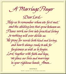 marriage prayers for couples catholic web egreetings a marriage prayer influential
