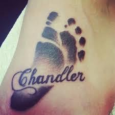 die besten 25 baby fußabdruck tattoo ideen auf pinterest