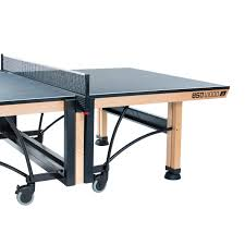 wood for table tennis table cornilleau 850 wood ittf indoor gray table tennis table