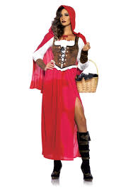 once upon a child halloween costumes women u0027s woodland red riding hood costume
