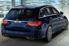 mercedes c class station wagon finally the 2018 mercedes c class wagon arrives in canada
