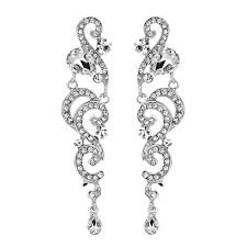white gold chandelier earrings compare prices on jewelry chandelier earrings online shopping buy