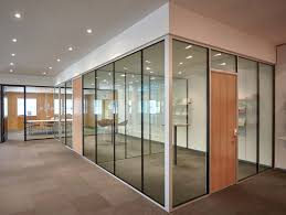 Glass Walls by Tp Acoustic Sound Rated Glass Wall