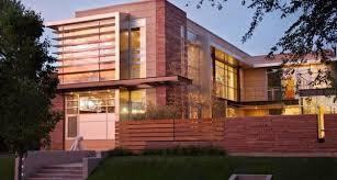 home design denver contemporary three level home showcasing creative design features