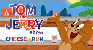 tom jerry show cheese run