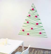 sfc design diy christmas yarn tree