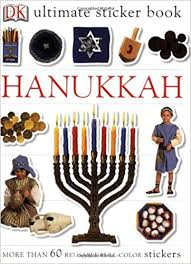 hanukkah stickers ultimate sticker book hanukkah ultimate sticker books not