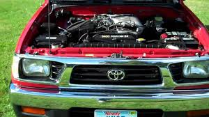 toyota v6 1995 toyota tacoma v6 regular cab youtube