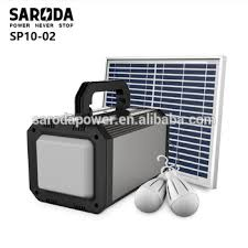 solar lights for indoor use saroda 12v 7ah portable solar power system for daily life lighting