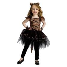 Target Girls Halloween Costumes Girls U0027 Ballerina Leopard Toddler Costume 24m 2t Target