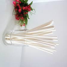 paper straws white paper straws solid white paper straws 500pcs