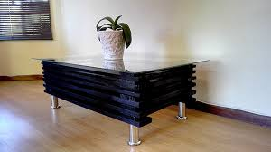 Black Modern Coffee Table Modern Black Coffee Table Creator Creations