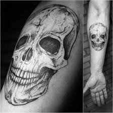 Forearm Skull - skull forearm best ideas gallery