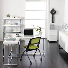 dania furniture for a contemporary home office with a contemporary