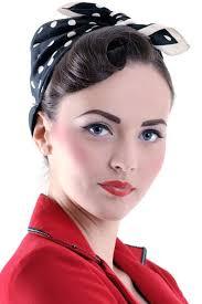 1940s bandana hairstyles best 25 rosie the riveter hair ideas on pinterest rosie the