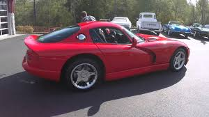 Dodge Viper 1997 - 1997 dodge viper gts youtube