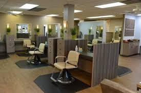 Styling Stations And Cabinets Custom Commercial Cabinetry For Vanessen U0027s Hair Design