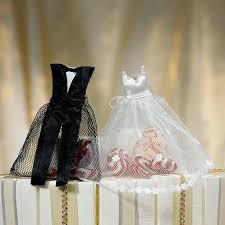 wedding favor bag brides white wedding dress wedding favor bags candy cake weddings