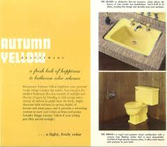 decorating a yellow bathroom color history and ideas from five