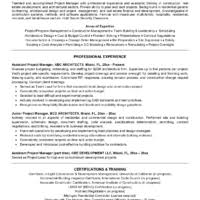Assistant Project Manager Construction Resume Remarkable Assistant Project Manager Resume Template For