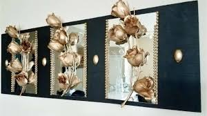 metallic home decor diy metallic rose mirror home decor that is simple quick and
