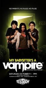 my babysitter u0027s a vampire tv movie 2010 imdb