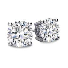 earrings studs diamond stud earrings diamond brokers jewelry of los altos