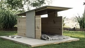 puphaus a modern dog house from pyramd design co dog milk