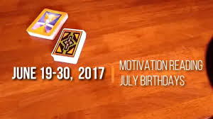Laminate Flooring Reading July Birthdays June 19 30 2017 Inspiring Tarot Card Reading Youtube