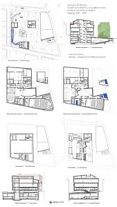 caixa forum madrid drawings plan plans sections elevations