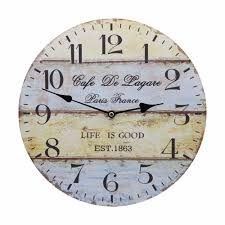 Wooden Anchor Wall Decor Compare Prices On Wooden Anchor Wall Clock Online Shopping Buy