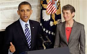Barack Obama Cabinet Members Sally Jewell Nominee For Secretary Of The Interior Profited From