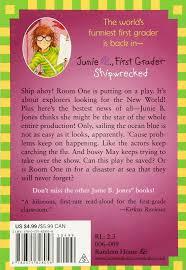 junie b first grader shipwrecked junie b jones no 23