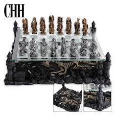 amazon com dragon chess set toys u0026 games