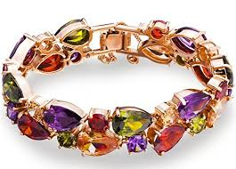 multi colored stones bracelet images Best multi colored stone bracelets manufacturer in mumbai jpeg