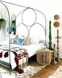 Bohemian Bed Frame Bohemian Headboard Image For Bohemian Bed Frame Wooden